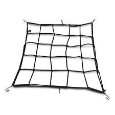 Red De Equipaje De Moto Cargo Net Bungee Net Universal bagtecs Negro