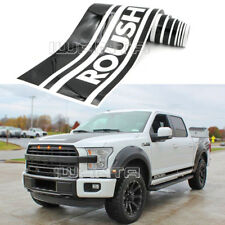2x Graphics Side Skirt Stripe Sticker Body Decal Decor For Ford F-150 Roush 2016