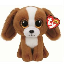 Ty Beanie Babies 37224 Boos Tala the Brown Dog Boo