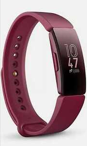 FITBIT INSPIRE Smart Watch - Sangria