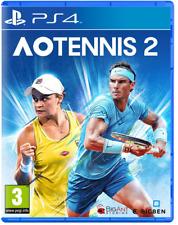 AO tennis 2 PS4 Neuf sous blister