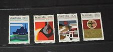 AUST 1973 NAT DEVELOPMENT SET OF 4 IN VERY FINE M/N/H