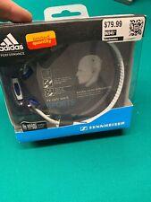 Sennheiser PX 685i Sports In Ear Neckband Adidas Headphones White 3.5mm
