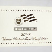 2007-S US Mint (Proof) Set 14 Coins from the San Francisco mint