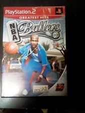 NBA Ballers (Sony PlayStation 2, 2004) PS2 Complete With Manual