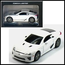 TOMICA LIMITED TL LEXUS LFA 1/61 NEW DIECAST CAR White