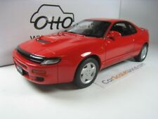 TOYOTA CELICA GT FOUR ST185 1991 1/18 OTTO MOBILE (RED)