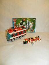 Lego # 3426 Sports Soccer Set Team Transport Bus Adidas Football /Soccer Ball