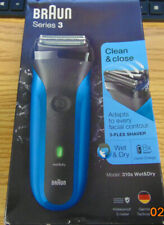 Braun Series 3 310s Wet n Dry Electric Shaver for Men / Rechargeable