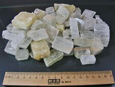 1 KG WEISSER CALCIT+Mineralien+Edelsteine+Rohsteine+