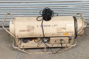 Camfire Multi-Fuel Space Heater MV60T-2 HDT 60 Hz Tent Heater