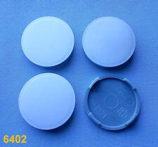 (6402) 4x Nabenkappen Nabendeckel Felgendeckel 63,5 / 60,5 mm für Alufelgen