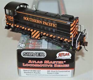 Atlas #10-002-447 Alco S-2 Diesel Loco Southern Pacific #1356 'Tiger Stripe' NEW