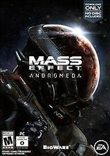 Mass Effect Andromeda - PC BioWare EA Open World C0DE BRAND NEW SEALED in Box
