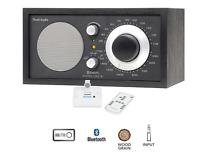Tivoli Audio Model One BT AM/FM Radio Bluetooth Black / Black / Silver Brand New