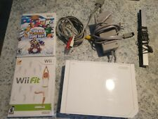 Nintendo Wii Game Console (RvL-001) Bundle - GameCube Compatible CALL DUTY