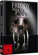 Freddy vs. Jason   Uncut Mediabook wattiert   Limited Edition