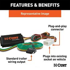 Curt 55336 T-Connector