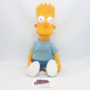 Vintage 1990 Bart Simpson Dan-Dee Doll