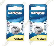 Mercedes Benz Key Battery (Set of 2) KECR2025 Rayovac 000828038810
