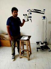 Dental Operating Microscope (DOM) Endodontics Ergonomics Magnification treatment