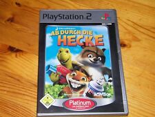 # PS2 PlayStation 2 / Ab durch die Hecke Platinum