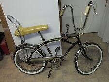 RARE VINTAGE 1968 RALEIGH FIREBALL 3+2 BICYCLE - ORIGINAL COLLECTOR MUSCLE BIKE!