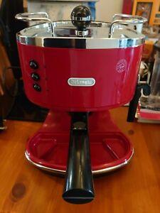 DeLonghi Icona Vintage ECOV 310.BG Espresso Coffee Machine Fully Working.