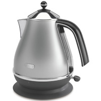 DeLonghi KBI2001S Distinta Flair Kettle - Finesse Silver