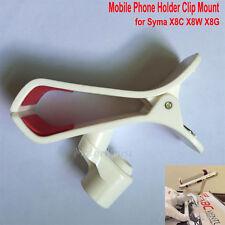 Mobile/téléphone portable titulaire clip support pour SYMA X8W X8C X8G quadricopter accessoires