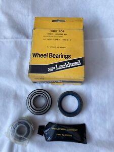 Front Wheel Bearing Kit Fiat 124  1966-75  WBK204