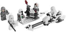 Lego 8084 Star Wars Snowtrooper Battle + Notice complet de 2010 -CN64