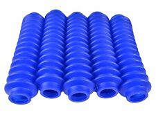 ROYAL BLUE Shock Boots 5 PACK for Jeep Truck and SUV UNIVERSAL FIT FREE SHIPPING