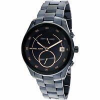 Michael Kors 6468 Briar Blue Wrist Watch for Women