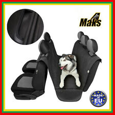 Car seat Protector Hammock Style Mat Liner Rear Back Seat Cover Dog Cat Pet M1
