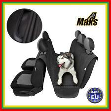 Protector De Asiento De Coche Hamaca Estera del trazador de líneas Estilo asiento Trasero Trasero Cubierta Perro Gato Mascota M1