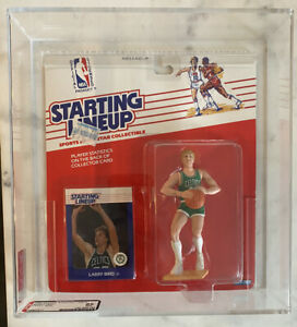 1988 NBA Starting Lineup Larry Bird Boston Celtics AFA 85