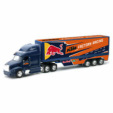 ORIGINAL Red Bull LKW KTM Factory Racing Truck 2013 1:32 Sammlerstück