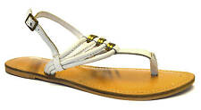 "New Look less than 0.5"" Flat Sandals for Women"