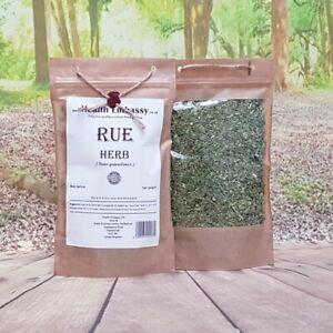 Rue Herb (Ruta graveolens) 50g - Health Embassy 100% Natural