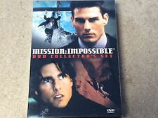 * NEW SEALED DVD Films * MISSION: IMPOSSIBLE DVD COLLECTOR'S SET *