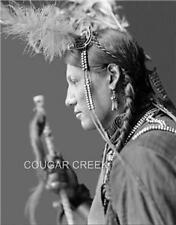 1900 SIOUX INDIAN BUFFALO BILL WILD WEST SHOW PHOTO