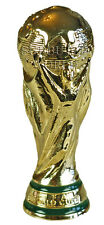 OFFICIAL Licensed Trofeo Coppa del Mondo FIFA. SUBBUTEO CALCIO. 80mm alto.