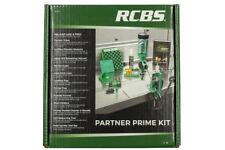 RCBS 87471 Partner Prime Single Stage Press Kit Reloading Multi Caliber Cast Alu