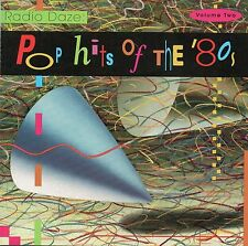 Radio Daze: Pop Hits of the 80s, Vol. 2 by Various Artists (CD, 1995, Rhino)