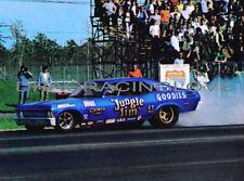 """Jungle Jim"" Liberman 1969 Chevy Nova NITRO Funny Car NYN PHOTO!"