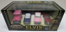Elvis Presley 25th Anniversary Favorite Car Collection Very Rare Brand New!