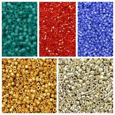 7g MIYUKI DELICA 11/0 Japanese Glass Cylinder Seed Beads NEW COLOURS