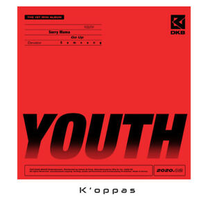DKB 1st Mini Album YOUTH Full Package CD+Booklet+Photocard+Poster Sealed Kpop