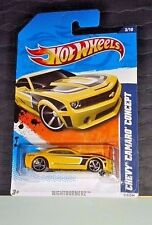 2011 Hot Wheels Kmart Days Nightburnerz #113 Chevy Camaro Concept
